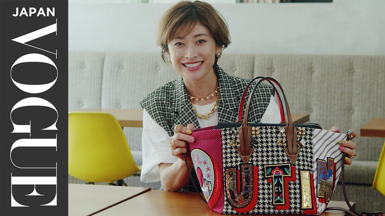 VOGUE JAPAN「in the bag」に出演!